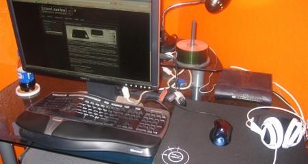 QCK Heavy Mousepad